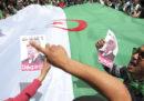 In Algeria ci sono proteste per il nono venerdì consecutivo