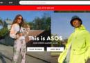 I profitti di Asos sono calati dell'87 per cento in sei mesi