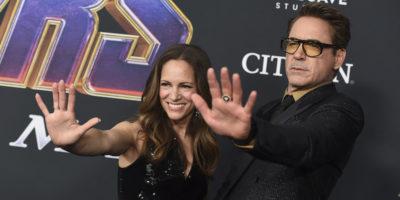 """Le foto della prima di """"Avengers: Endgame"""""""