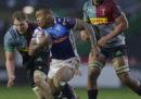 Un momento storico per il rugby italiano