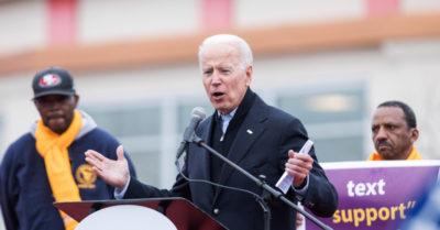 Joe Biden si è candidato alle primarie Democratiche
