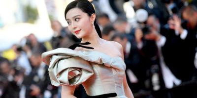 L'attrice cinese Fan Bingbing è riapparsa
