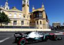 Valtteri Bottas partirà dalla pole position nel Gran Premio d'Azerbaijan di Formula 1