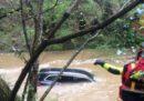Èstato trovato il corpo della donna che ieri era stata travolta in auto da un torrente a Castelnuovo Val di Cecina, in provincia di Pisa