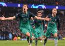 Tottenham e Liverpool sono le ultime due squadre qualificate alle semifinali di Champions League