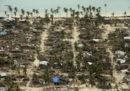 Il numero dei morti per il ciclone Kenneth in Mozambico è salito a 38