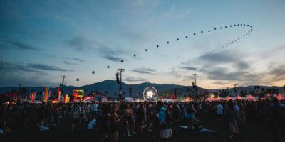 Le foto del primo weekend del Coachella