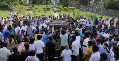 Lo Sri Lanka indaga sui legami tra gli attentatori e l'ISIS
