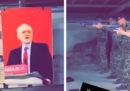 Un video mostra un gruppo di soldati britannici che sparano a una foto di Jeremy Corbyn