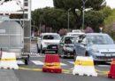 Nel sud di Roma ci sono traffico intenso e grandi disagi a causa della chiusura di un pezzo di via Cristoforo Colombo