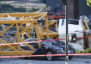 A Seattle una gru impiegata per costruire un campus di Google è crollata uccidendo 4 persone