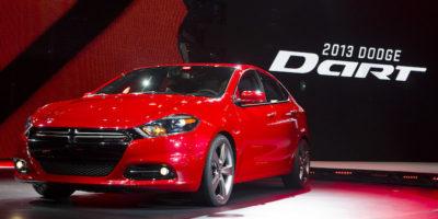 FCA richiamerà circa 320mila modelli di Dodge Dart nel Nord America a causa di un problema al cambio