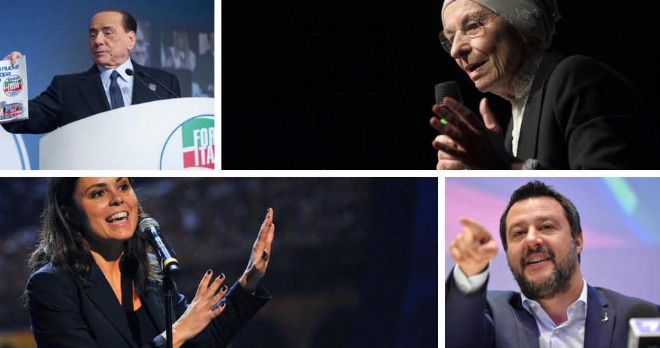 Tutti i candidati italiani alle elezioni europee
