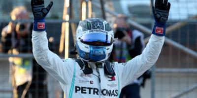Altra doppietta Mercedes: Rosse fuori dal podio