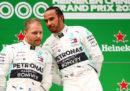 Lewis Hamilton ha vinto il Gran Premio della Cina di Formula 1