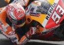 Marc Marquez partirà dalla pole position nel Gran Premio di Germania di MotoGP