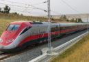 Un treno Frecciarossa Brescia-Napoli è stato soppresso perché secondo il capotreno i due macchinisti erano ubriachi