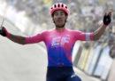 Alberto Bettiol ha vinto il Giro delle Fiandre