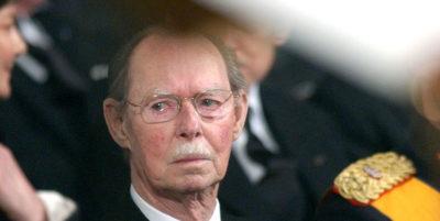 È morto l'ex Granduca di Lussemburgo Giovanni: aveva 98 anni
