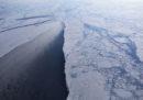 In Groenlandia i ghiacciai si sciolgono sempre più in fretta