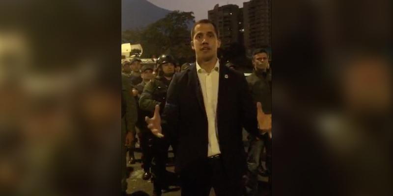Venezuela, Guaidò chiama a rivolta