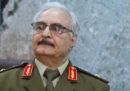 Repubblica dice che lunedì il presidente del Consiglio Conte ha segretamente incontrato una delegazione legata al maresciallo libico Haftar