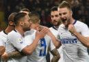 Inter-Atalanta in tv o in streaming