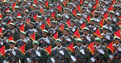 Casa Bianca: Le Guardie Rivoluzione Iran sono gruppo terroristico