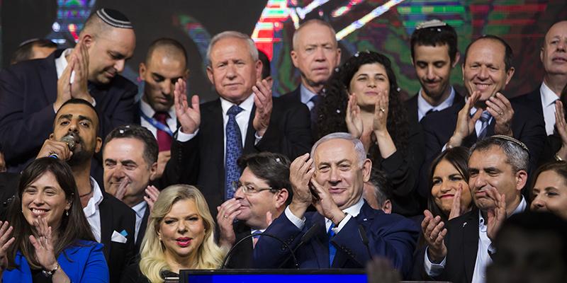 Le elezioni in Israele sono andate bene per Benjamin Netanyahu