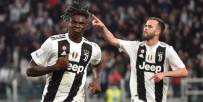 La Juventus oggi vince lo Scudetto se