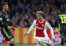 Juventus-Ajax non giocano lo stesso calcio