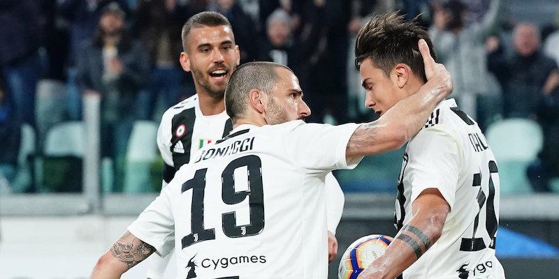 La Juventus ha vinto lo Scudetto