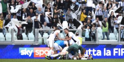 La Juventus femminile ha vinto lo Scudetto per il secondo anno consecutivo