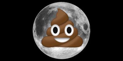 Dovremmo recuperare la cacca che abbiamo lasciato sulla Luna