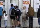 In Macedonia ci sarà il ballottaggio per eleggere il nuovo presidente