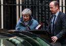 Le trattative tra May e il Labour su Brexit non vanno molto bene