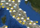 Le previsioni meteo per oggi, giovedì 25 aprile