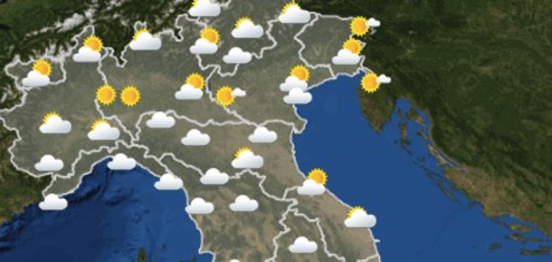 Le previsioni meteo per Pasquetta a Milano, Roma, Napoli e in tutta Italia