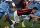 Milan-Lazio, per un posto in Champions League