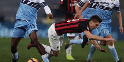 Milan-Lazio, per un posto in Champions League