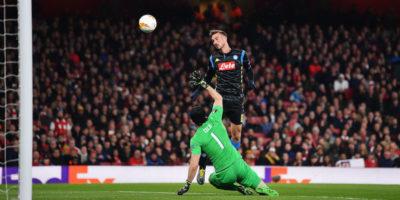 Napoli-Arsenal, rimonta o eliminazione