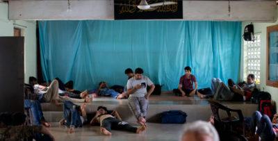 In Sri Lanka centinaia di musulmani si sono nascosti, per timore di violenze
