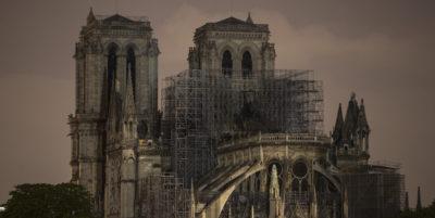 La ricostruzione di Notre-Dame