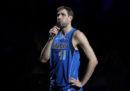 Il giocatore di basket Dirk Nowitzki ha ufficializzato il suo ritiro