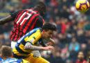 Le partite della 33ª giornata di Serie A