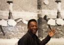 Pelé è ricoverato in ospedale a Parigi per un'infezione; non è in pericolo di vita