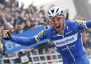 Philippe Gilbert ha vinto la 117ª edizione della Parigi-Roubaix