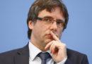 La commissione elettorale spagnola ha escluso l'ex presidente catalano Carles Puigdemont dalle prossime elezioni europee