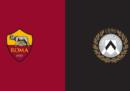 Roma-Udinese in TV e in streaming