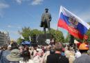 Per i cittadini dei territori separatisti dell'Ucraina orientale sarà più facile ottenere il passaporto russo